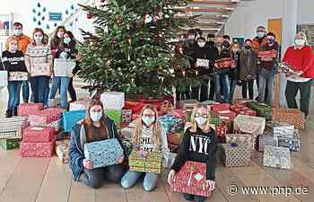 Realschüler sammeln Päckchen für die Tafel - Bad Griesbach - Passauer Neue Presse