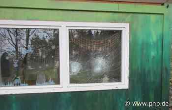 Vandalen verwüsten Kindergartengelände im Wald - Bad Griesbach - Passauer Neue Presse