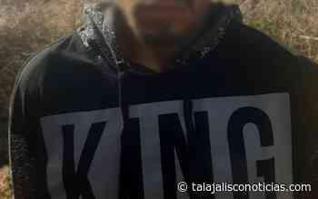 Un detenido con droga en Ameca. - Tala Jalisco Noticias