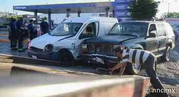 Mujer lesionada y 3 vehículos dañados en carambola registrada en Culiacan - nnc.mx