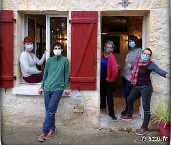 """Gouvieux : les artistes ouvrent leur atelier pour """"faire rêver les gens"""" avant Noël - actu.fr"""