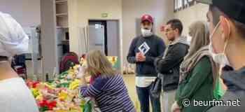 L'opération solidaire du collectif « Stains zéro précarité » ! - BEUR FM
