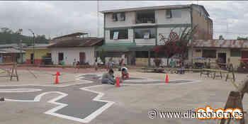 Inaugurarán la remodelada plaza de Chazuta - DIARIO AHORA