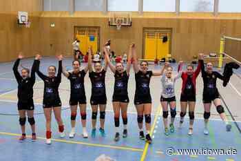 Volleyball-Damen des TSV Niederviehbach - Sieg gegen Dingolfing-Landshut - Straubinger Tagblatt