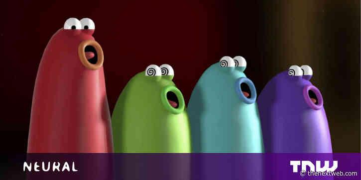 Google's AI Blob Opera lets you create exquisite festive compositions