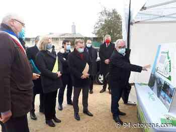 Déchetterie et ressourcerie ouvriront en 2022 au port de Bonneuil-sur-Marne - 94 Citoyens