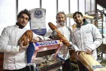 Val-d'Oise. Ermont : le boulanger Jean-Luc Poujauran s'installe au marché - actu.fr