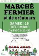 AUNEAU-BLEURY-SAINT-SYMPHORIEN - Un marché fermier et de créateurs ce samedi - Radio Intensité