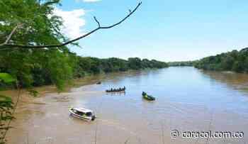 Puerto Boyacá sin conexión con el Caribe colombiano por el río Magdalena - Caracol Radio