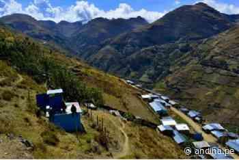 Municipalidad provincial de Pomabamba prestará servicios de saneamiento - Agencia Andina