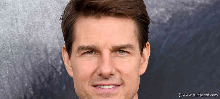 Resurfaced Photos of Tom Cruise on Set Amid His COVID-19 Rant Have Some People Talking