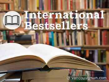 International: 30 bestselling books for the week of Dec. 12