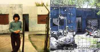 Cómo está hoy la mítica casa de Villa Fiorito en donde vivió Diego Maradona y el triste destino del potrero en el que jugó por primera vez - Infobae.com