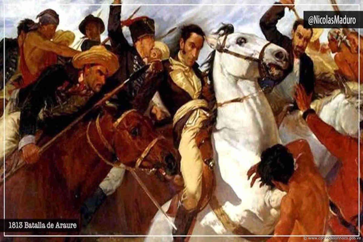 Hace 207 años la Batalla de Araure escenificó la grandeza y valentía que aún caracteriza al pueblo venezolano | - Correo del Orinoco