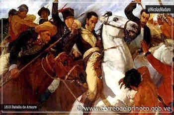 Hace 207 años la Batalla de Araure escenificó la grandeza y valentía que aún caracteriza al pueblo venezolano   - Correo del Orinoco