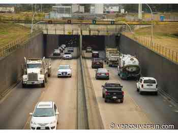 Two options on table to replace George Massey Tunnel in Metro Vancouver