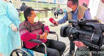 Consejero de Satipo sale de alta luego de tratamiento contra dengue que padece - Diario Correo