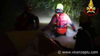 Torri di Quartesolo, maltempo causa allagamenti: famiglie portate in salvo con i gommoni - Vicenza Più