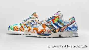 Versteigerung bei Sotheby's: 126.000 Dollar für einen Sneaker von Adidas und Meissen - TextilWirtschaft Online
