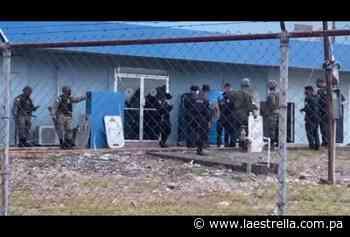 Empresa AES denuncia actos vandálicos en Estación Hidro Biológica de Changuinola - La Estrella de Panamá
