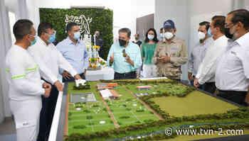 Nestlé inaugura modernización de la fábrica en Natá con presencia del presidente Laurentino Cortizo - TVN Noticias