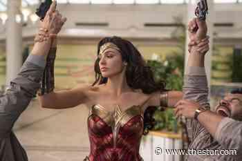 Peter Howell: In 'Wonder Woman 1984' Gal Gadot's superhero antics are still a wonder to behold