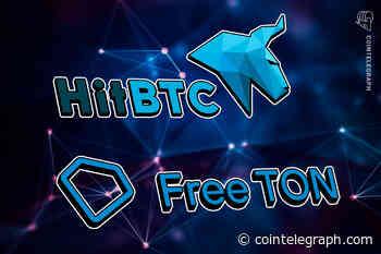 HitBTC is the latest to list Free TON's network token TON Crystal (TON) - Cointelegraph
