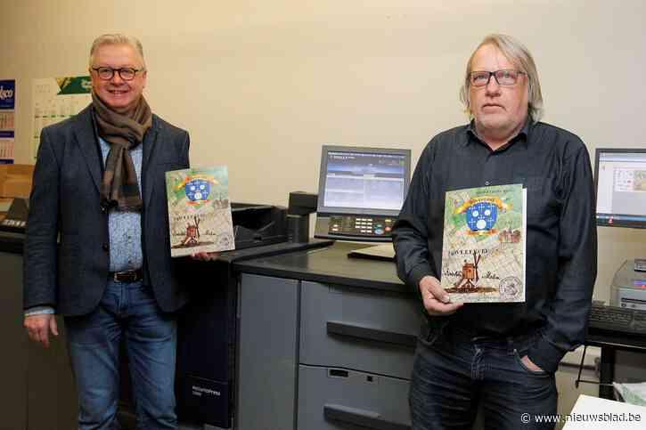 Rijke geschiedenis van 900 jaar Bovekerke nu in boekvorm verkrijgbaar