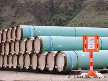 Trans Mountain shuts down pipeline expansion project to address worker safety