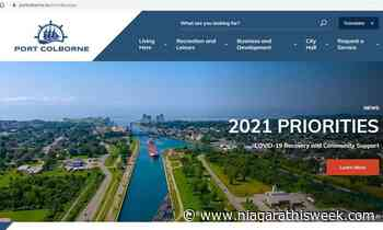 City of Port Colborne launches new website - Niagarathisweek.com