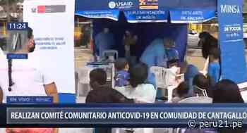 Rímac: Comunidad Shipiba-Konibo de Cantagallo venció el COVID-19 y no volvió a registrar casos | VIDEO - Diario Perú21