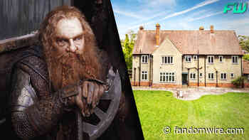 Lord Of The Rings: Gimli Actor John Rhys-Davies Wants Fans To Save Tolkien's House - FandomWire