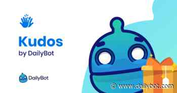 Kudos by DailyBot - Chatbot for Team Appreciation