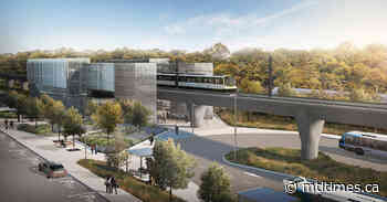 REM stations revealed - Pierrefonds-Roxboro, Laval and North Shore - mtltimes.ca