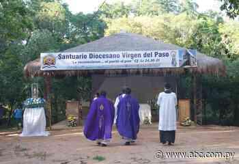 Honran hoy a la Virgen del Paso en el distrito de Itapé - Nacionales - ABC Color