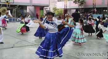 Áncash: organizan aerotón virtual para niños y jóvenes de Coishco LRND - LaRepública.pe