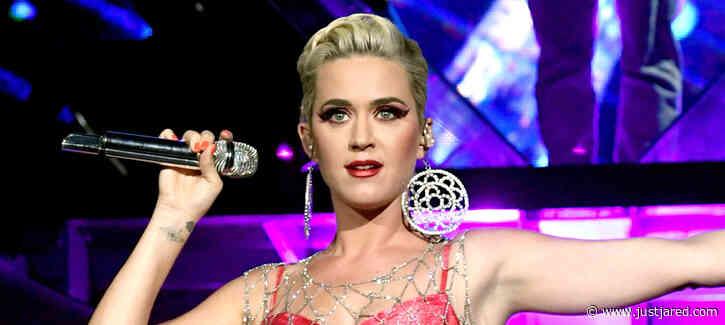 Katy Perry Drops Surprise EP 'Cosmic Energy' - Listen Now!