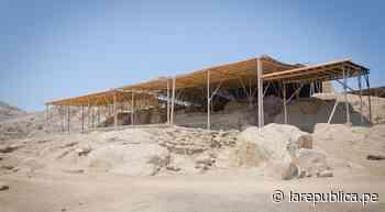 Lambayeque: hasta el 31 de diciembre visita gratis en la Huaca Ventarrón LRND - LaRepública.pe