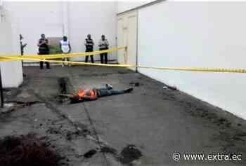 Hallaron cadáver junto a complejo deportivo, en Machala - Portal Extra