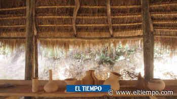 Las piezas artesanales de cuarentena que unieron a Ráquira con Italia - ElTiempo.com