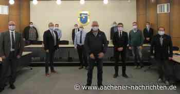 Vereidigung in Simmerath: Elf Ortsvorsteher zu Ehrenbeamten ernannt - Aachener Nachrichten