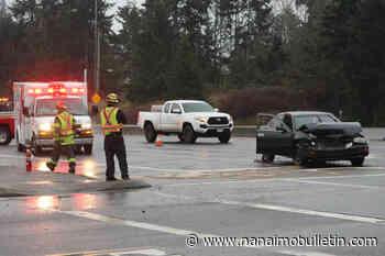 Driver runs away from highway crash in Lantzville - Nanaimo News Bulletin