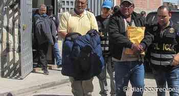 Solicitan cambio de juez en el caso Los Saqueadores de Ilabaya - Diario Correo