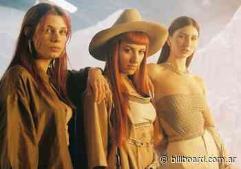 """Cazzu se une a Chita y Lara en """"Dándote"""" - Billboard Arg"""
