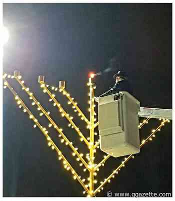 Lighting The Menorah In Bay Terrace - Western Queens Gazette