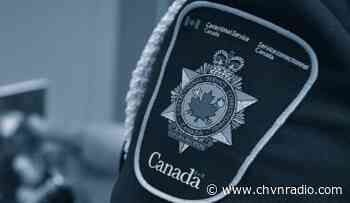 Inmate dies in custody at Stony Mountain - CHVNRadio: Southern Manitoba's hub for local and Christian news, and adult contemporary Christian programming. - CHVN Radio