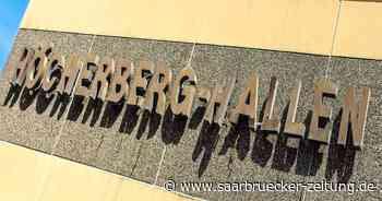Höcherberghallen in Bexbach sollen perspektivisch weichen - Saarbrücker Zeitung