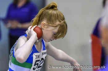 RJT Indoor Triathlon offers event opportunity for U11s and U13s - scottishathletics.org.uk