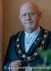 Trent Hills Mayor Bob Crate is officially the Warden of Northumberland County - 93.3 myFM
