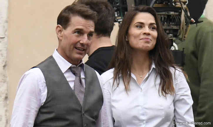 Yet Again, Tom Cruise Is Being Romantically Linked to His Co-Star